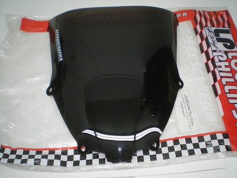 KAWASAKI ZX9 R 2000-2001 Dark Smoke Lockhart Phillips Speed Screen Windscreen 101-WS9534DS