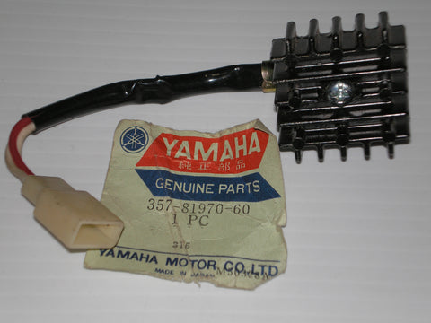 YAMAHA AS2 HS1 LS2 RD125 YAS1 Rectifier Assembly  357-81970-60