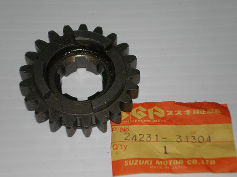 SUZUKI GS700 GS750 1983-1985 Thitf Driven Gear 24231-31304