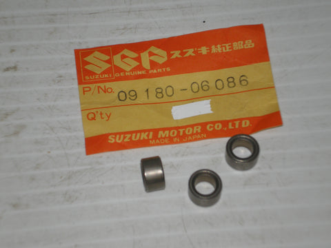 SUZUKI A100 AS DS GS GSXR GT RM RV TC TM TS GearShifting Pin Rollers 09180-06086