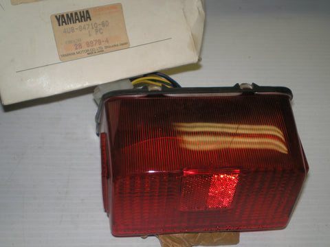 YAMAHA  XJ400R  XJ550R Seca Tail Light Assembly  4U8-84710-60