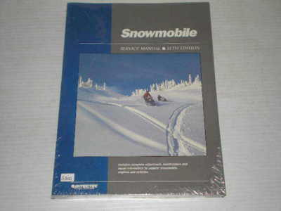 1964-1986 Intertec 11th Edition Snowmobile Service Manual #S300
