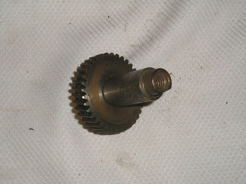 PUCH SEARS ALLSTATE MOPED Transmission Helicle Cut Gear (H)
