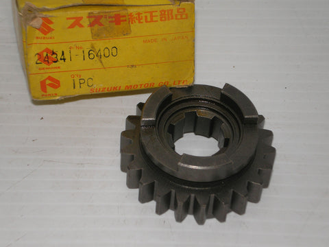 SUZUKI TS250 1969-1970 Fourth Driven Gear 24341-16400