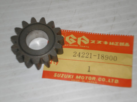 SUZUKI ALT125 LT125 ALT50 1983-1984 Second Drive Gear 24221-18900