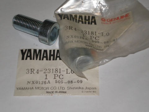 YAMAHA FZ FZR IT VMX XT XV XVZ YZ Fork Socket Head Bolt 3R4-23181-L0