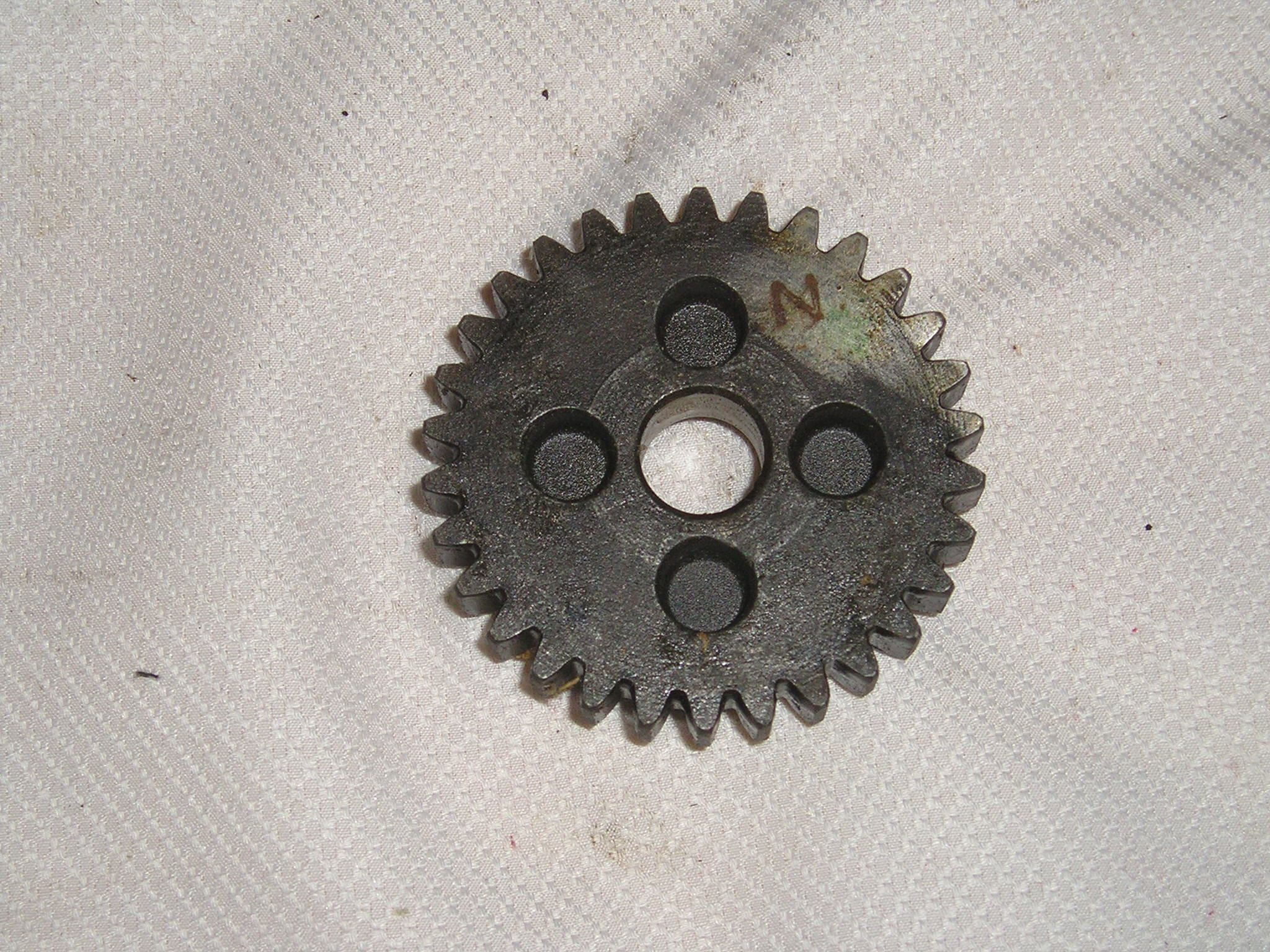 PUCH SEARS ALLSTATE MOPED MS50 Transmission 1st Gear (E)