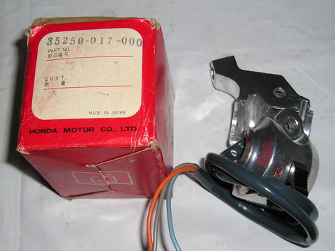 HONDA CA110 R/H Turn Signal Switch Assembly 35250-017-000