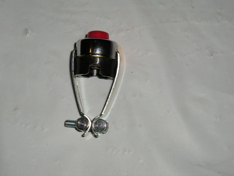 Triumph Norton BSA Matchless AJS etc.   Universal Magneto Ignition Red Kill Button