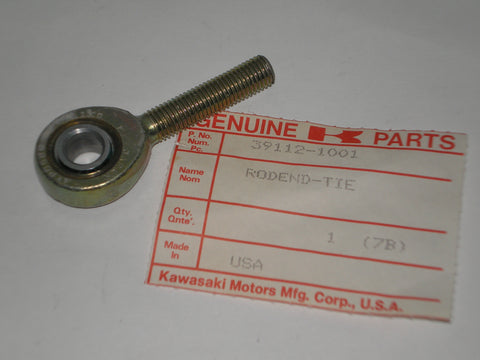 KAWASAKI KZ1000 Police  R/H Brake Pedal Tie Rod End 39112-1001