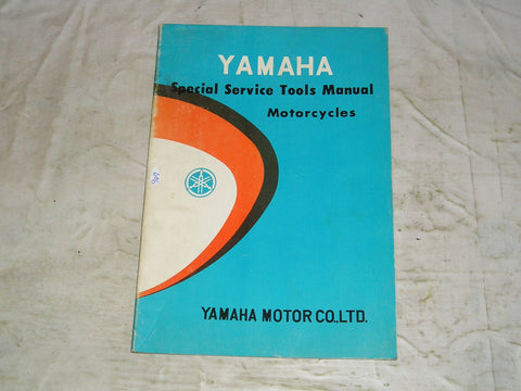 YAMAHA 1969  Factory Special Service Tools Manual  #907