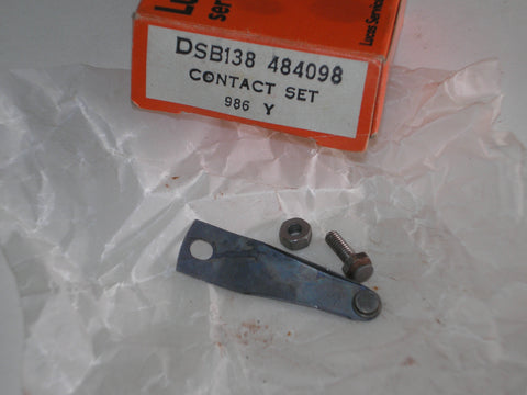 LUCAS N1 KN1 Magneto Contact / Points Set 484098 Triumph Norton BSA Matchless AJS Royal Enfield Vincent Ariel