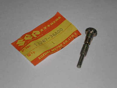 SUZUKI DS80 DS185 DS250 RM50 RM60 TS185 TS250 Carburator Adjuster 13267-36A00