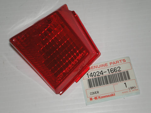 KAWASAKI EX250 1988-2007 L/H Tail Light Lens 14024-1662