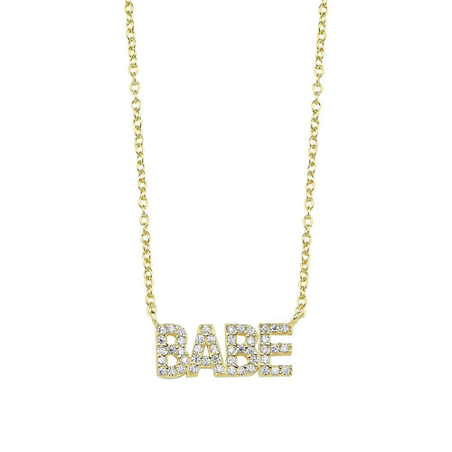 Babe Fashion Necklace