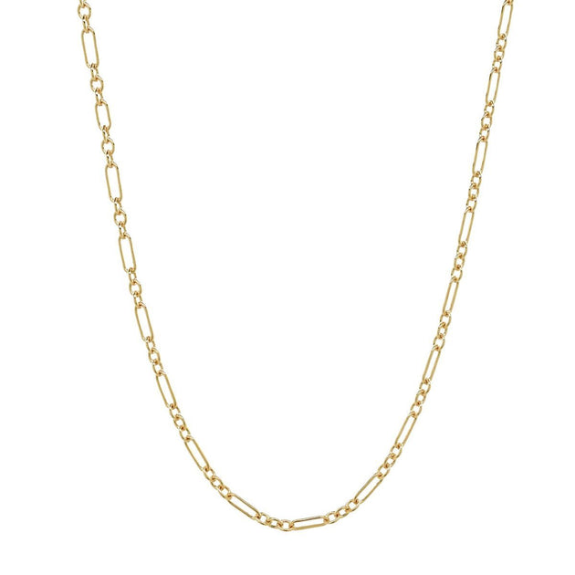 Sleek and Sexy Choker Chain Necklace
