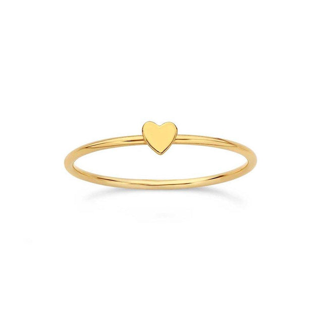Mini Heart Ring