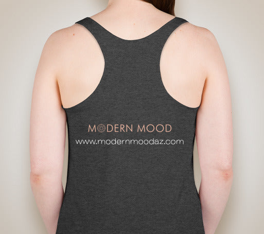 Modern Mood Shirt Tank Top