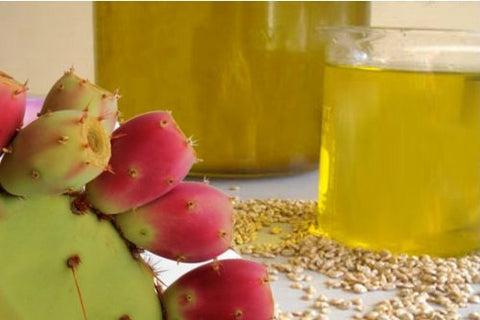 Prickly Pear seed oil- Best skin and hair care oil - Lux Natures Soaps & Skincare