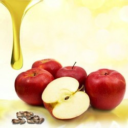 Apple seed oil unrefined organic - Lux Natures Soaps & Skincare