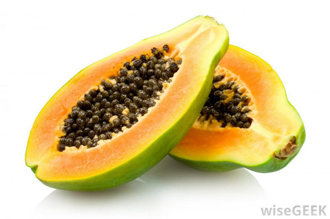 Papaya Seed oil refined cold pressed - Lux Natures Soaps & Skincare