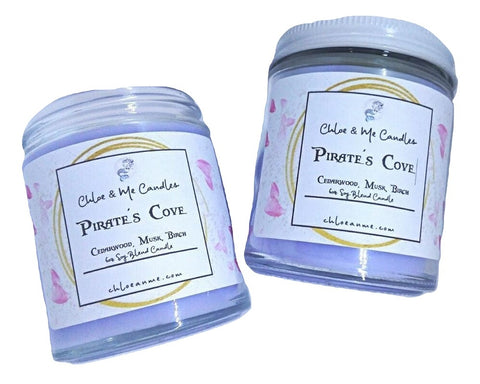 6oz Pirate's Cove Candle