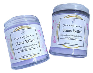 6oz Sinus Relief Candle