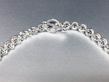 Sterling Silver Ye Ole 1-2 Necklace - Bold 16 Gauge