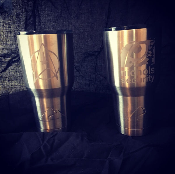 Personalized 30 Oz. Tumbler