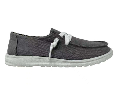 Grey Holly Loafer