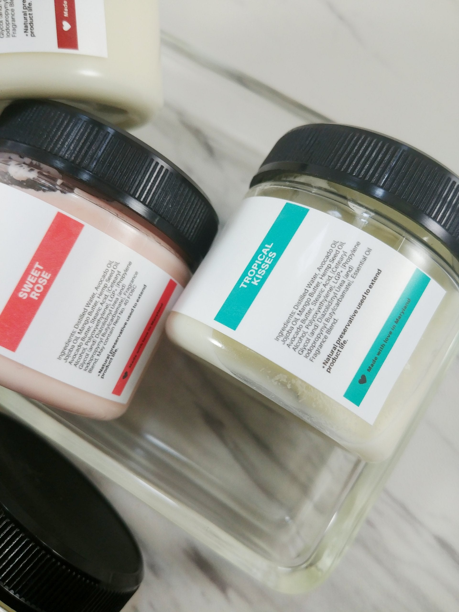 Whipped Buttercream Minis 2oz - KoKoBeautyEssentials