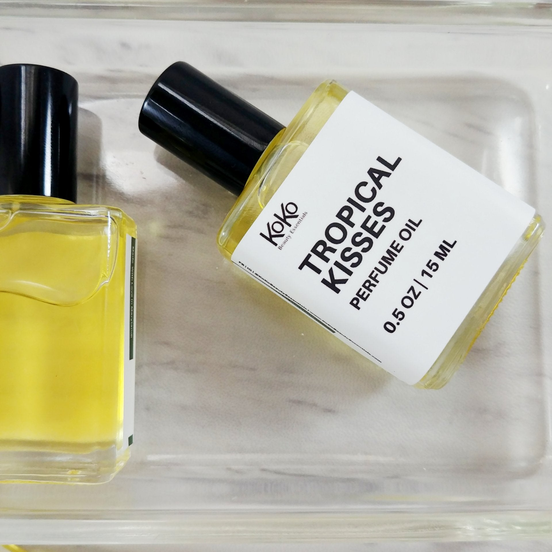 Tropical Kisses Perfume Oil - KoKoBeautyEssentials