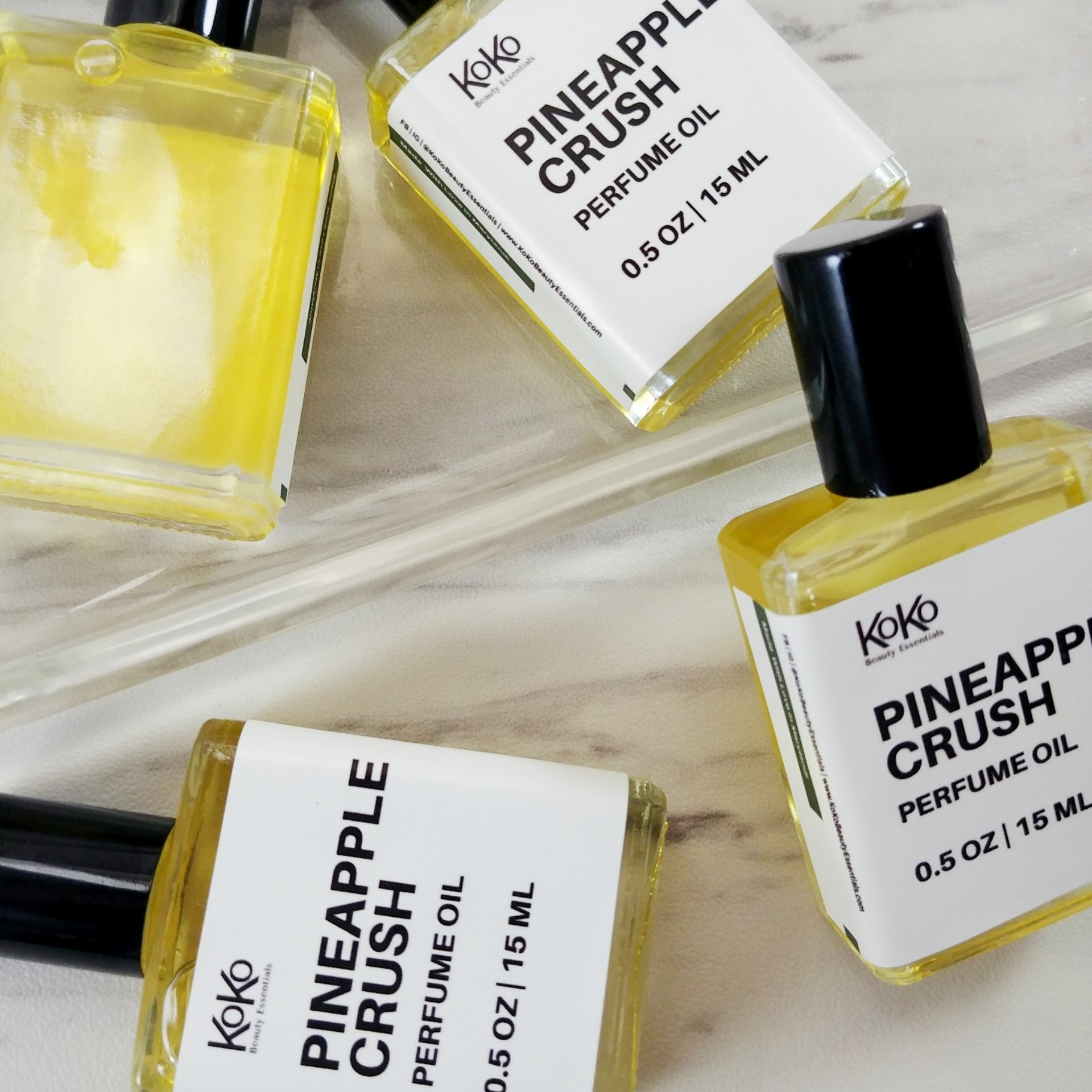 Pineapple Crush Perfume Oil