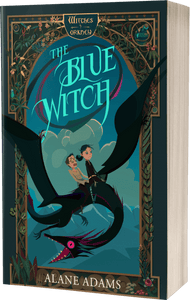 The Blue Witch Signed Copy