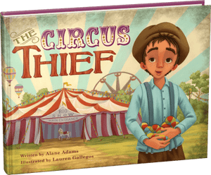 The Circus Thief Signed Copy