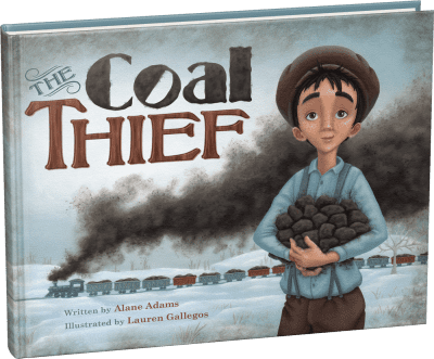 The Coal Thief Signed Copy