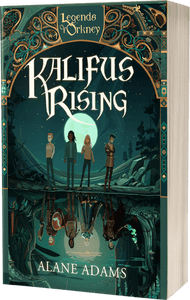 Kalifus Rising Signed Copy