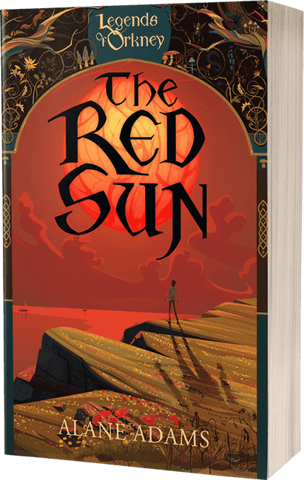 The Red Sun Signed Copy
