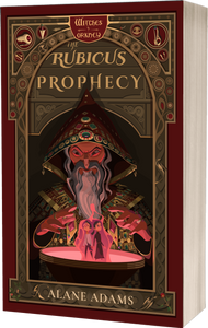 The Rubicus Prophecy Signed Copy