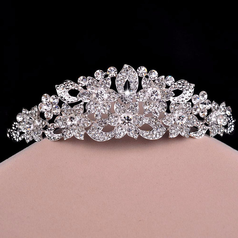 Gorgeous Crystal Crown