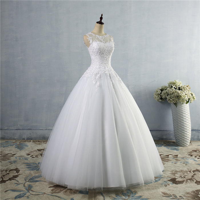 Ariana Lace Up Back Bridal Gown