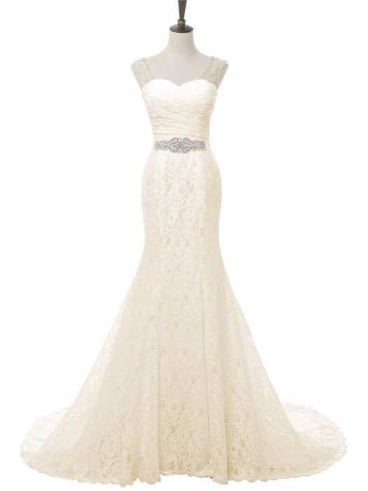 Bernadette Mermaid Wedding Dress