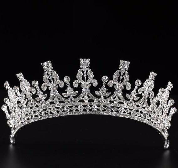 Sparkling Bridal Crown