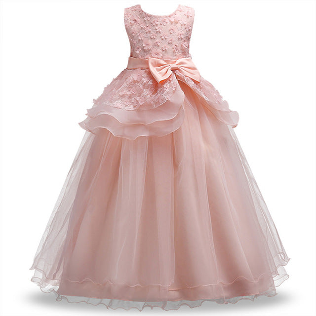 Yca Flower Girl Dress