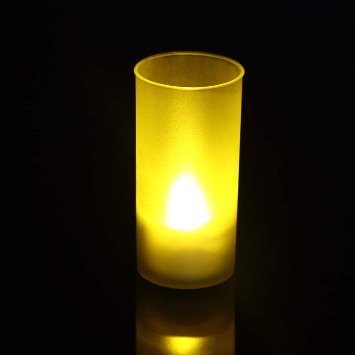 Flameless Blow Sensor LED Candle