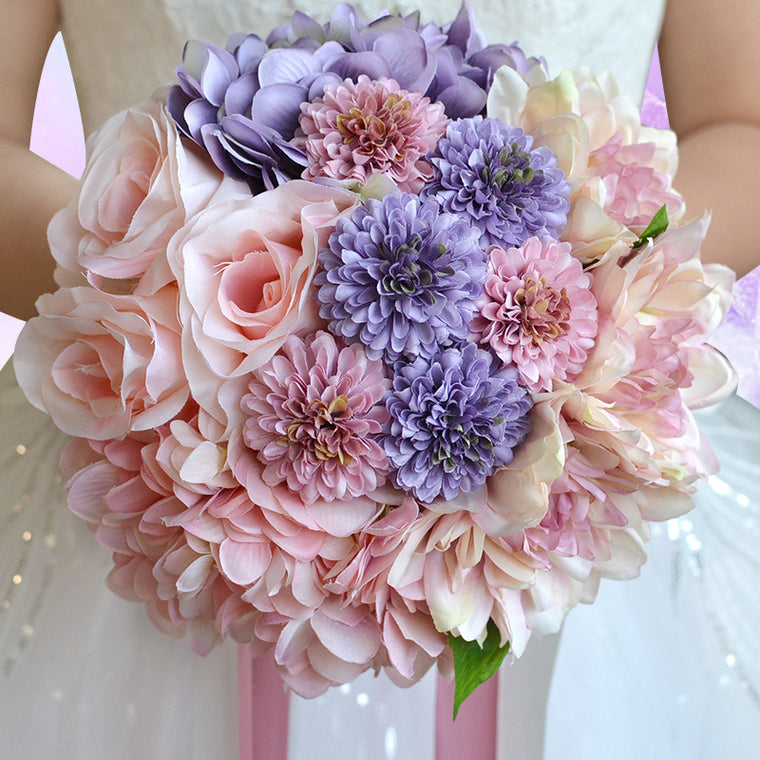 Handcrafted Bridal Bouquet
