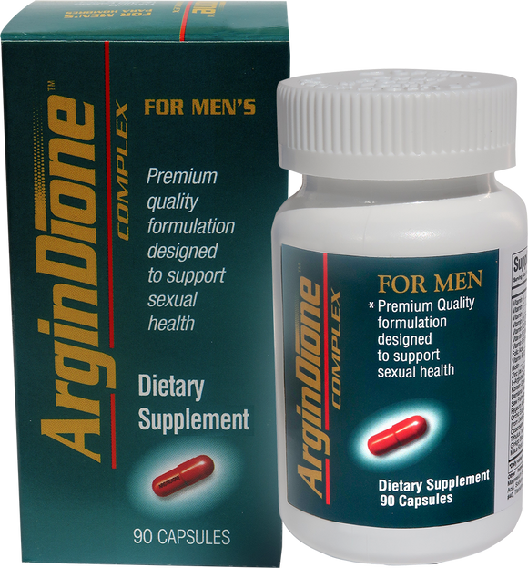 Prostate and Sexual health supplement