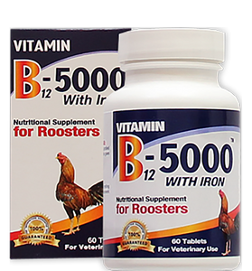 Vitamin B12 - 5000 with iron