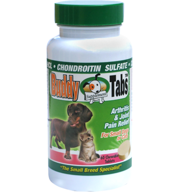 Buddy Tabs Arthritis & Joint Pain Relief
