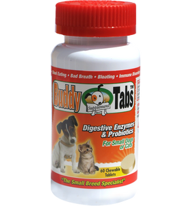 Tablets for Digestive Health for small dogs